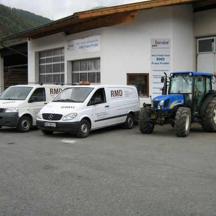 Firmenauto New Holland RMD
